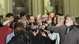 Aníbal Fernández sólo quiere debatir después de las elecciones