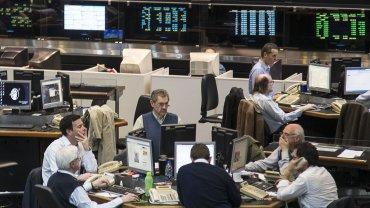 El mercado de capitales de renta variable está castigado con la suba de las tasas de interés
