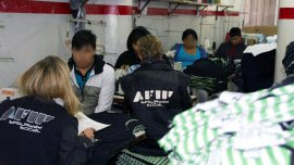 El sector textil registra un alto índice de informalidad laboral