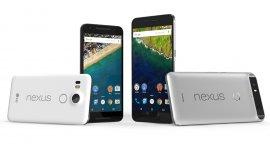 Nexus 5X y Nexus 6P, fabricados por LG y Huawei