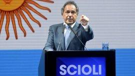 Daniel Scioli esta vez participará del debate presidencial