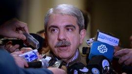 No deja de ser la visión de un gobernador de la Argentina, sostuvo Aníbal Fernández sobre la opinión de Urtubey en el Consejo de las Américas.
