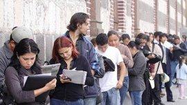 Los jóvenes, uno de los grupos más afectados por la desaceleración de la economía