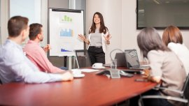 Los desafíos de las mujeres en cargos directivos.
