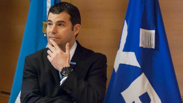 Miguel Galuccio, CEO de YPF.<br>