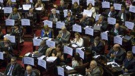 El kirchnerismo logró aprobar el Presupuesto 2016 en Diputados, contra 80 votos de la oposición