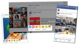 Facebook Reactions, el No me gusta de la red social