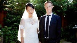 Zuckerberg y Chan se conocieron en 2003 y se casaron hace tres años.