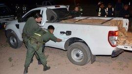 Gendarmería incautó 1.400 kilos de marihuana en Santiago del Estero