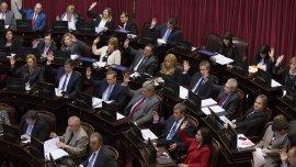 La senadora Cristina Fiore se opuso a acompañar en el Senado las próximas votaciones impulsadas por el Gobierno.