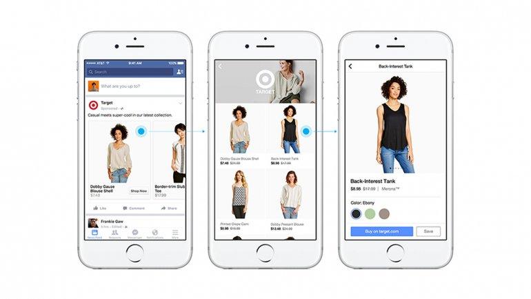 Facebook también será un shopping online gracias a un nuevo botón 0013539517