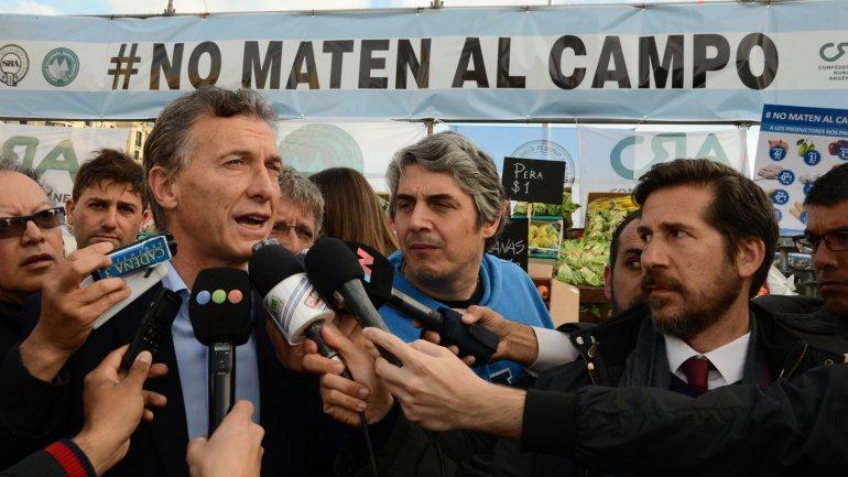 Desmintiendo: Tamberos Con Macri estamos peor
