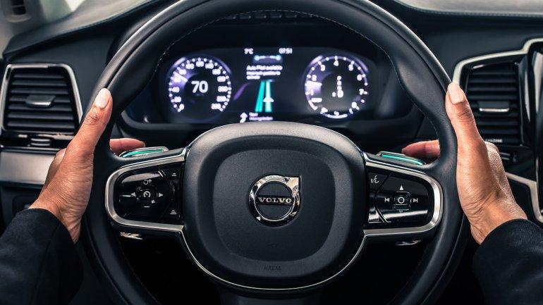 IntelliSafe de Volvo