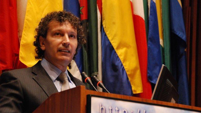 Luciano Di Cesare, ex titular del PAMI