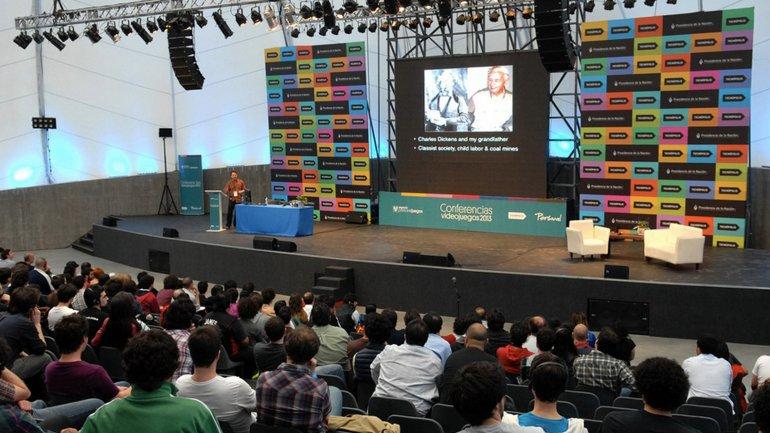 La Conferencia de Desarrolladores de Videojuegos se desarrollará en Tecnópolis
