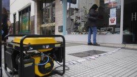 Aranguren dijo que el gobiernoencontró al sistema eléctrico desprotegido luego de una década sin inversión