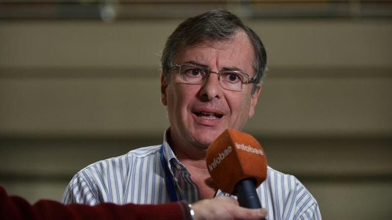 Adrián Kaufman Brea lidera la Unión Industrial Argentina.