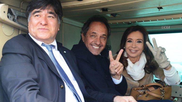 Zannini, Cristina, Scioli
