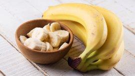 Se recomienda comer una banana entre 30 y 60 minutos antes de empezar un entrenamiento