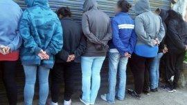 La banda de las chicas traficaba en Capital y el Gran Buenos Aires