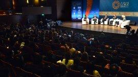 La capital peruana albergó una cumbre del FMI.