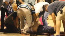 Después de 30 minutos de reanimación los médicos constataron a las 20 el fallecimiento de Toto Álvarez