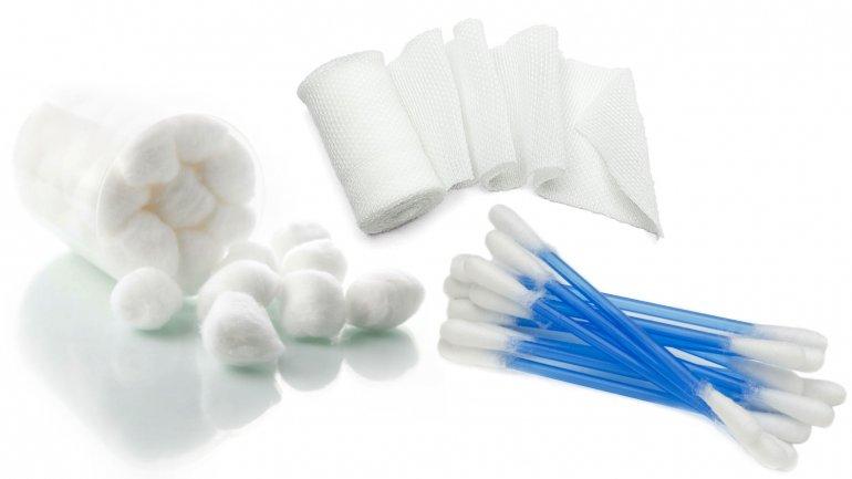 El glifosato estuvo presente en todas las muestras de algodón y gasas.