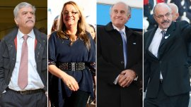 Julio de Vido, Alicia Kirchner, Oscar Parrilli y Carlos Tomada no formarán parte del nuevo Gobierno