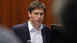 Axel Kicillof cuestionó la salida del cepo cambiario