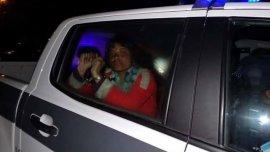 Se vivió una noche de tensión en el camino hacia la mina de Veladero en San Juan