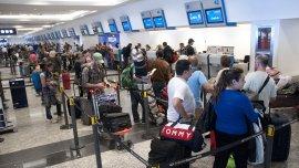 Podría haber demoras y cancelaciones de vuelos en todo el país