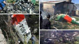 Una avioneta de la Gendarmería se accidentó en las Heras.