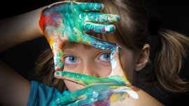 La creatividad ayuda a construir el autoestima y fomenta la integridad