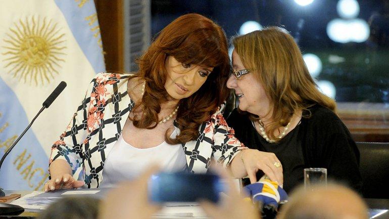 Alicia Kirchner negó que su familia tenga negocios con Lázaro Báez