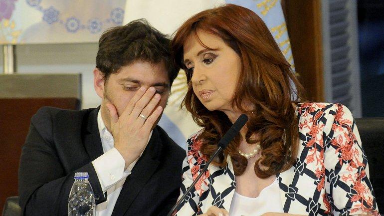 En análisis de Axel Kicillof fue dado a conocer por Cristina Kirchner