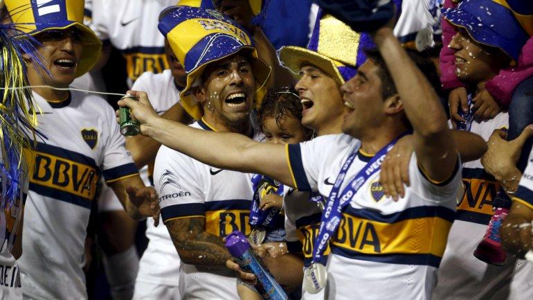 Los últimos 8 campeones del fútbol argentino son diferentes