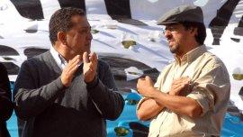 Fernando Esteche y Luis DElia fueron señalados por el ex espía Jaime Stiuso.