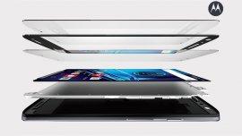 Las cinco capas de la pantalla del Moto X Force
