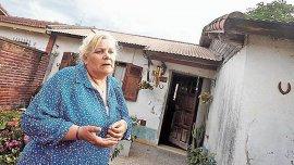 Rosa Prituluk había ahorrado $20 mil para celebrar su casamiento.
