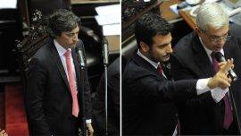Otra medida judicial frenó la asunción de Juan Forlón y Julián Álvarez en la AGN.