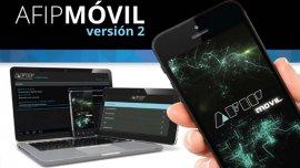 La app AFIP Móvil ya está disponible para bajar