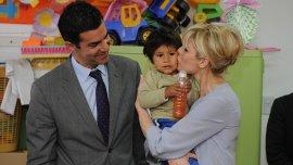 Juan Manuel Urtubey y Karina Rabolini