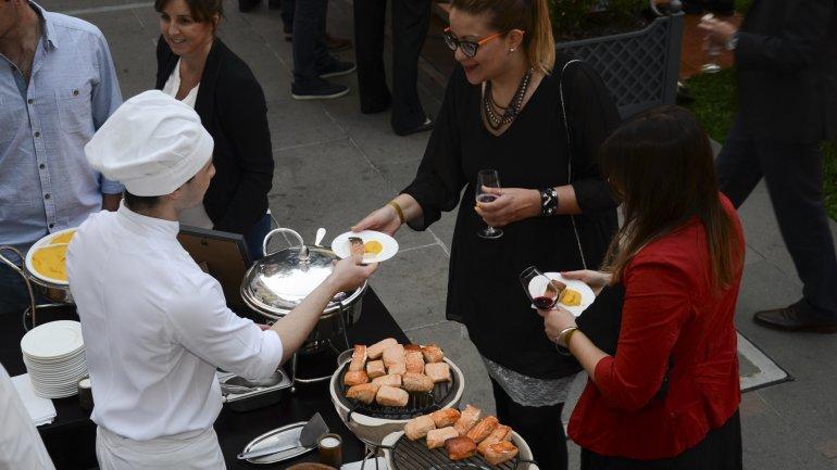 El Chefs Masters Experience rindió un homenaje especial a las mejores comidas de Italia, Francia y Perú