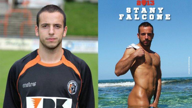 Jonathan Falco ahora es conocido como Stany Falcone.