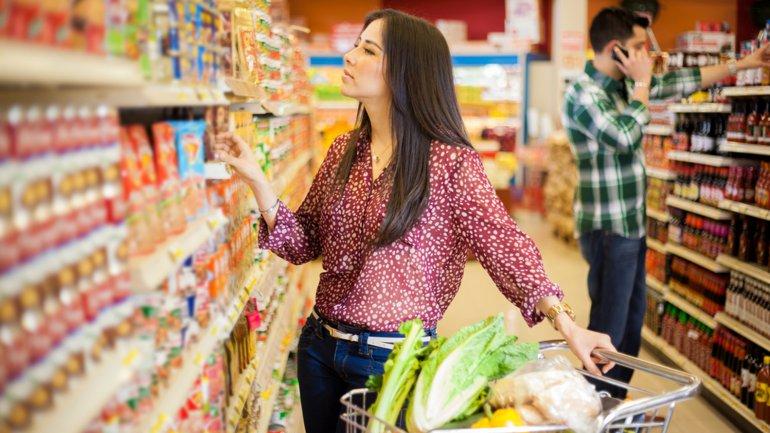 El Gobierno obligó a los supermercados a presentar una lista online con sus precios actualizados.