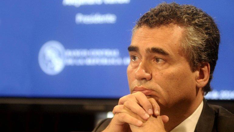 Alejandro Vanoli, el primer funcionario K que Mauricio Macri quiere remover