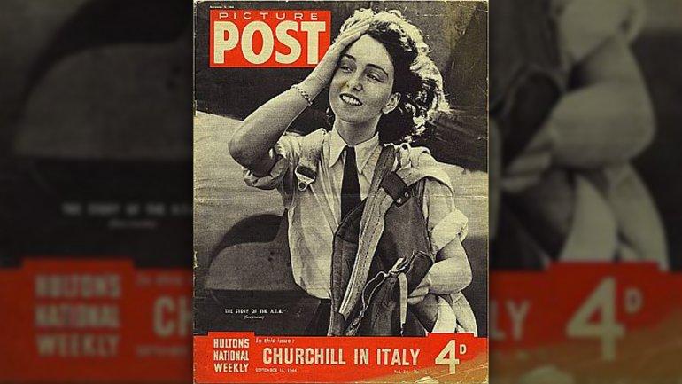 Maureen Dunlop, la Piloto de las Pampas.