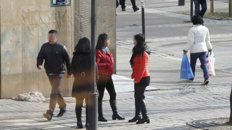 las prostitutas de avignon prostitutas en el mundo