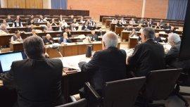 Los obispos se reunieron a discutir temas internos de la Iglesia