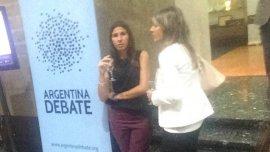 Sandra Arroyo Salgado y su hija Iara Nisman